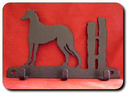 Greyhound Keyrack